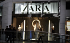 Zara owner explains reluctance to close shops for online sales
