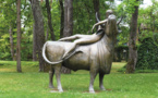 Monumental Sculptures from the Lalanne Couple
