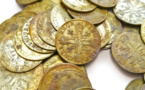 A Treasure of Gold Coins Found in Brittany