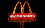 McDonald's Februrary sales spiral down