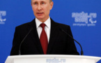 Curious Absence of Vladimir Putin Comes to an End