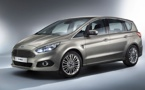 Too Smart: New Ford S-Max Can Recognise Road Signs