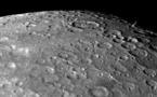 Mercury Surface Turned Black