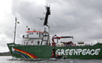 Shell Sued Greenpeace to Stop the Activity on the Platform