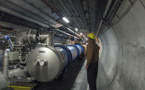 LHC detects particle decays