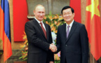EAEU Signs the Free-Trade Agreement with Vietnam