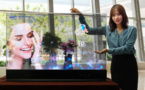Samsung Presented A New Full-Transparent Display