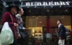 Hong Kong, China Sale Slump Reduces Overall Growth Rate for Burberry