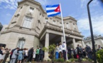 Cuba and Washington re-open their embassies