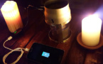 Candle Light Powered Smartphone Chargers Have Been Developed By Byrn