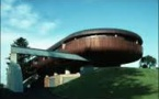 Iconic Spaceship Condo Up for Sale