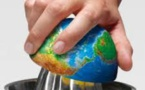August 13 - 'Earth Overshoot Day', the Day We Use Up all the Resources that the Planet can Produce in a Year