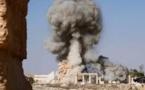 ISIS Millitant Demolish 2000 Year old Temple in Palmyra, Syria