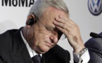 Volkswagen Chief Quits Faced with Worst Crisis in its 78 year old History