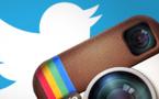 Instagram Draws Ahead of Twitter