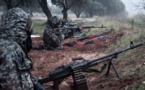 Rebel Towns in North of Homs Targeted by Syrian Army and Russian Jets
