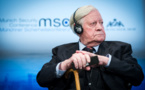 Helmut Schmidt, The Patriarch of German Policy, Died