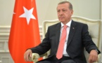 Russia Accuses Erdogan of Assistance to Terrorists
