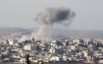 Amidst Intensified Assault in Aleppo, Syrians Flee to Turkish Border