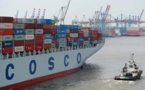 New Shipping Giant Launched by China to Battle Downturn