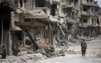Silence Greets Syrian Battle Fields as Truce Takes Effect