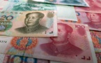 China is borrowing money to buy up foreign assets
