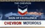 Exxon's profit fell by 63%, Chevron received a loss