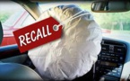 12 million U.S. vehicles Recalled by Automakers over Takata Air Bags