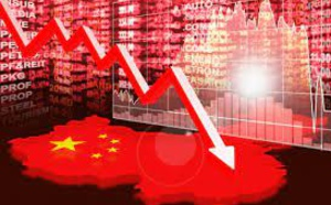 Power Shortage And Property Market Issues Slows Down Chinese Economy