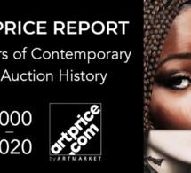 Artprice: analyzing 20 years of contemporary art