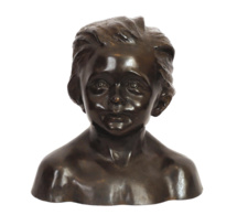 Childhood Personified by Camille Claudel