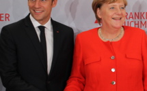 Will Merkel accept Macron's plans for Europe?
