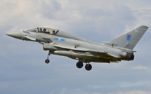 Qatar to raise $ 4 billion to buy Eurofighter Typhoon jets