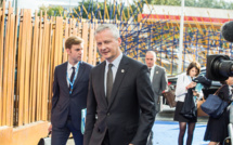 Le Maire: The US refused to release France from anti-Iran sanctions