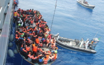 EU will stop saving migrants in the Mediterranean