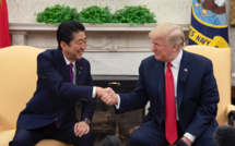 Trump: Japan to buy 105 F-35 fighters from the USA