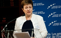IMF: Georgieva is the only candidate to replace Lagarde