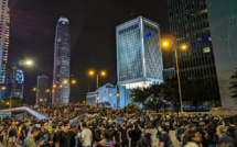Paralyzed Hong Kong: Protests don't fade