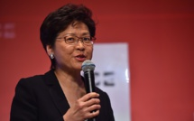 China to replace Hong Kong's Carrie Lam