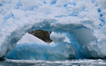 Record high temperature observed in Antarctica