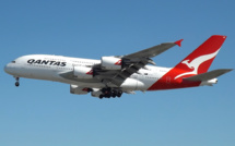 Australian Qantas offers unlimited flights for vaccinated passengers